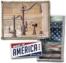 usa made kitchen faucets waterstone kitchen faucets made in the usa