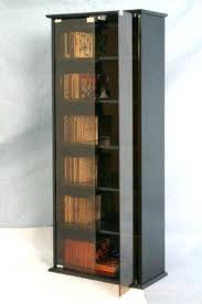 cd cabinet with doors dvd and cd storage furniture happysmart me