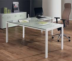 Glass Desks  Glass Office Furniture from Southern Office Furniture