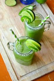 cucumber margarita recipe spicy cucumber ginger margaritas