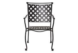 Black Patio Chairs Metal Garden Chairs Black Metal Thesecretconsul Com
