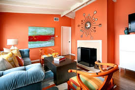 blue and orange room 60 wall color ideas in orange naturinspirierte design for all