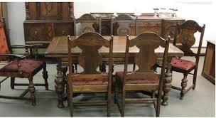antique dining room sets antique dining room set home interior design ideas