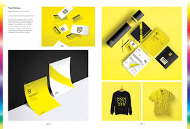 color code branding u0026 identity graphic design elements wang