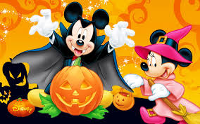 desktop background mickey mouse halloween mickey mouse in the haunted wood mickey vs witch mickey u0027s