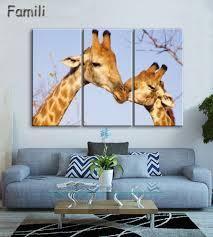 Giraffe Home Decor giraffe pictures promotion shop for promotional giraffe pictures