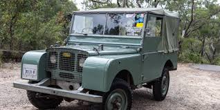 old land rover discovery land rover defender old v new comparison 1948 series 1 v 1991