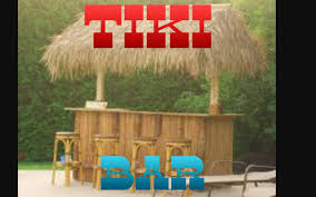 How To Make Tiki Hut How To Make A Tiki Bar Youtube