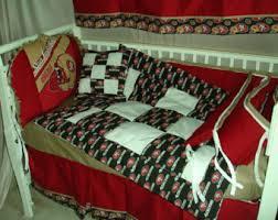 49ers Crib Bedding 49ers Crib Bedding Etsy