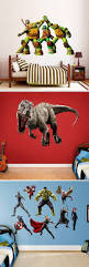 teenage mutant ninja turtles high five wall decals room and walls make any room come to life with life size fathead wall decals