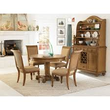 drew grand isle round dining table top