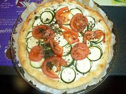 courgette boursin cuisine recette de tarte courgette tomate boursin