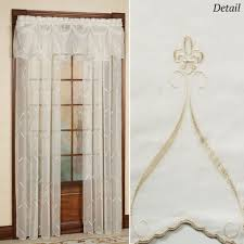Patterned Sheer Curtains Curtain Patterned Sheer Curtains Curtain Fabric Cotton Polyester