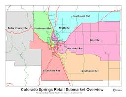 Maps Colorado Commercial Real Estate Search Resources And Maps For Colorado