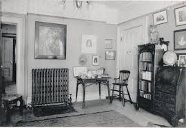 1930 Home Interior by Restoration 6 Frances Willard House Museum U0026 Archives