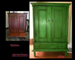 my armoire project before u0026 after annie sloan antibes green