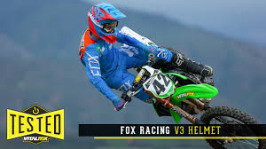 fox helmets motocross fox racing v3 flight helmet 2015 reviews comparisons specs