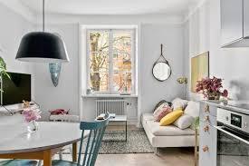 Scandinavian Apartment With Grey Bedroom Follow Gravity Home Blog Creative Intelligence