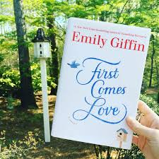 Emily Giffin Something Blue So Obsessed With U201cgrief Is A Mystery To Be Lived Through Not A