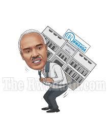 Behind Presidential Curtains Noble Marara Yanditse Igitabo Yise Behind The Presidential