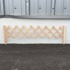 expanding trellis fencing trellis edging buy trellis lawn edging online in ireland