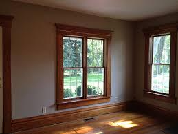 inspiring idea dining room paint colors dark wood trim 17 best