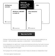 cards against humanity expansion cards against humanity fourth expansion release email album on