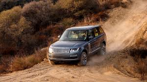 brown range rover 2019 land rover range rover p400e first drive never stop exploring