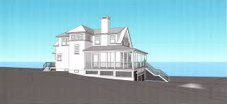 tidewater cottage residential project details kennebunk river
