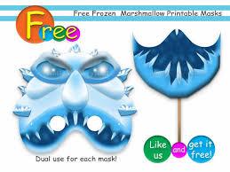 free unique frozen marshmallow printable holidaypartystar zibbet