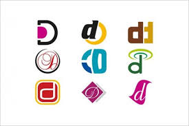 Letters Designs For - 30 free psd logo templates designs free premium templates