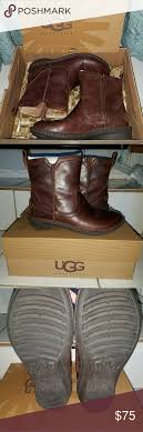 ugg s neevah boots nwt ugg neevah boots nwt chocolate brown free gifts and