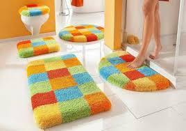 Colorful Bathroom Rugs Unique Bathroom Rugs Bathrooms
