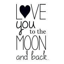 i love you to the moon and back tattoo tattoo collections