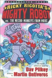 ricky ricotta ricky ricotta s mighty robot vs the mecha monkeys from mars