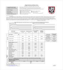 repair estimate form 3 part auto repair form valid in california