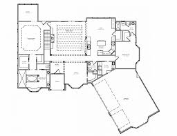 ranch home plans with basements traintoball