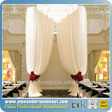 Mandaps For Sale Rk Fiber Wedding Mandap Decoration With Colorful Drapery For Sale