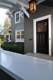 diy idea for old suitcase exterior paint colors black door and