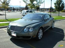 green bentley 2004 cypress green bentley continental gt 26436857 gtcarlot com