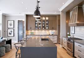 do gray walls go with brown cabinets mixing gray and beige in the kitchen shining on design