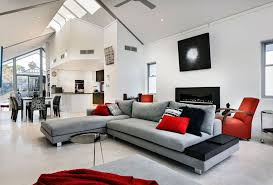 grey sofa colour scheme ideas living room charming modern open grey living room decor with