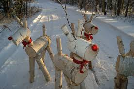 log reindeer s posts about rustic working projects the e z log