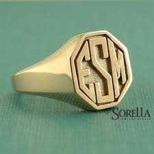 personalized gold rings gold rings custom engraved personalized custommade