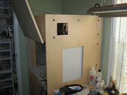 Spray Booth Ventilation System Paintbooth Exhaust Fan Tools U0027n U0027 Tips Arc Discussion Forums