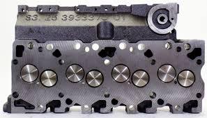 4bt cummins cummins 4b 4bt cylinder head new 3904570 3920394 3920005 loaded
