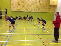 Doppelblock K He Tus Durmersheim Abteilung Volleyball