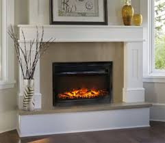Electric Fireplace Insert How To Choose An Electric Fireplace Insert