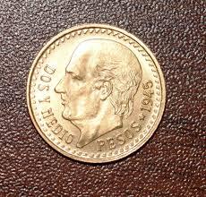 arras de oro arras de oro monedas de 2 y medio pesos 1945 23 000 00 en