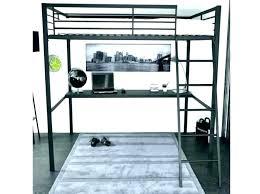 lit mezzanine avec bureau pour ado mezzanine avec plateforme lit mezzanine avec bureau petit sacjour